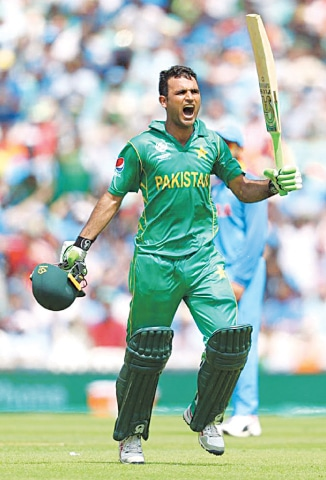 Pride of Pakistan — Fakhar Zaman