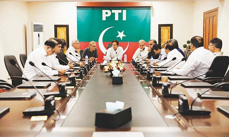 PTI plans two-tier LG system sans tehsil councils in Punjab