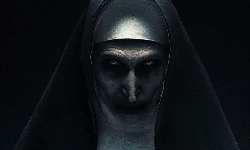 فلم خوفناک مناظر سے بھری ہوئی ہے—اسکرین شاٹ