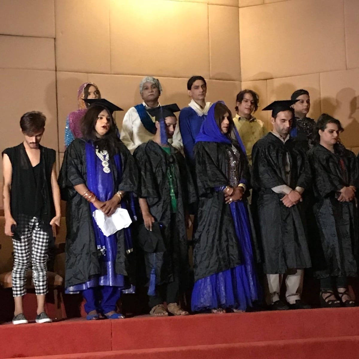 The first graduating batch of The Gender Guardian