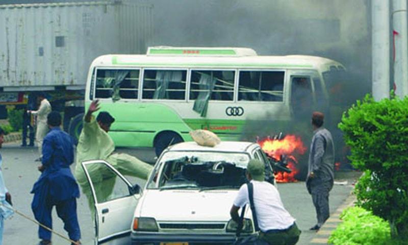SHC orders reopening of May 12, 2007 mayhem cases