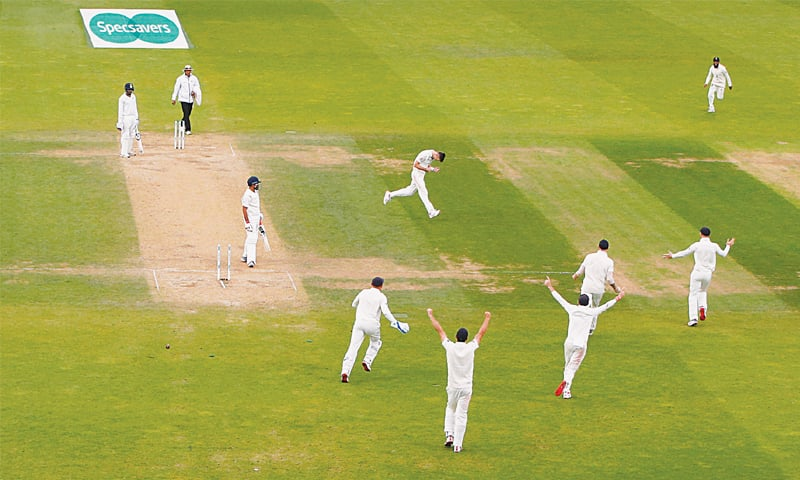 Anderson goes past McGrath as England win final India Test