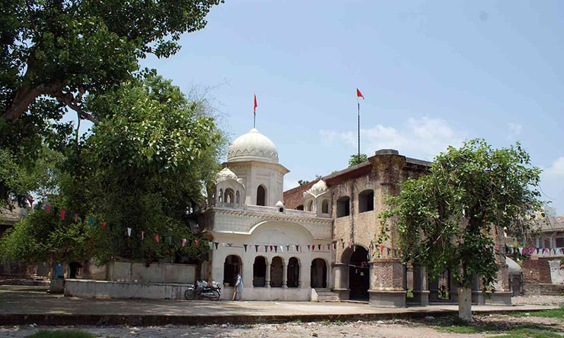The legacy of Guru Nanak lives on in four historic gurdwaras in Punjab