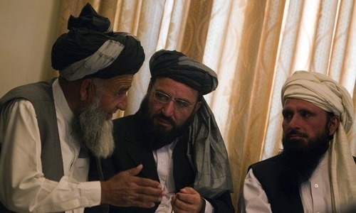 Taliban ready for second round of talks with US