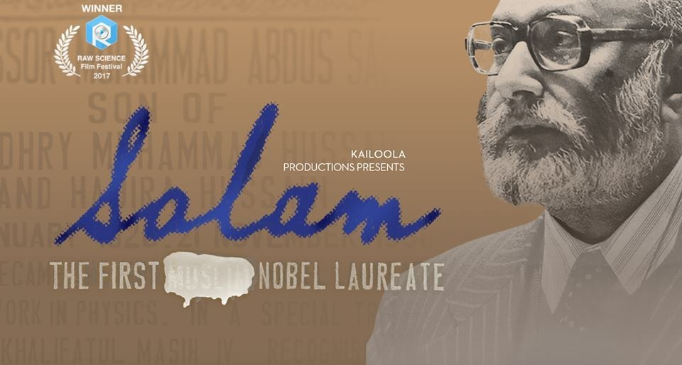 The poster for Salam
