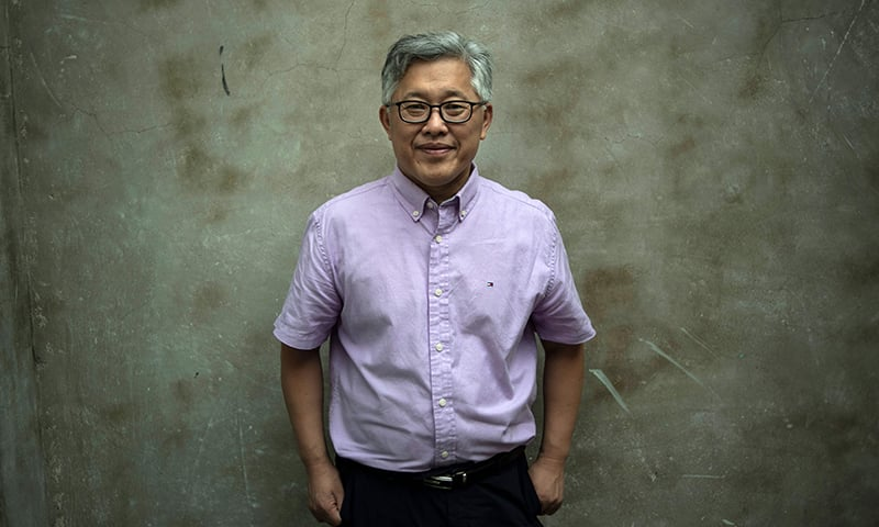 Chinese pastor defiant after authorities close down