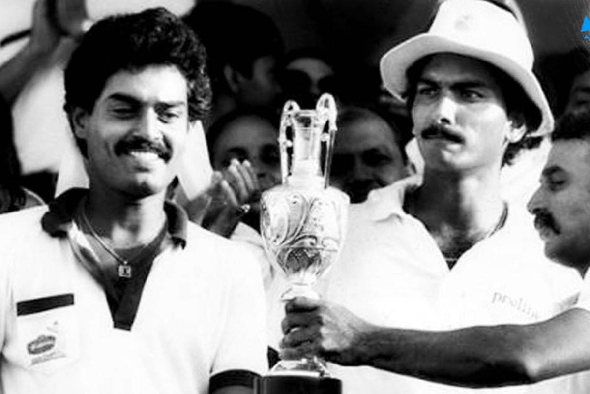 1984ء میں ایشیا کپ کا افتتاحی ٹورنامنٹ بھارت نے جیتا تھا