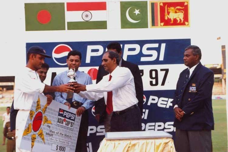 سری لنکا میں ہونے والا ایشیا کپ سری لنکن ٹیم نے ہی جیتا — فوٹو ایشیئن کرکٹ کونسل