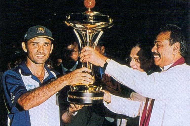 کولمبو میں بھارت اور سری لنکا کے مابین کھیلے گئے ایشیا کپ کے فائنل میں سری لنکا نے بھارت کو 25 رنز سے شکست دی — فوٹو ایشیئن کرکٹ کونسل