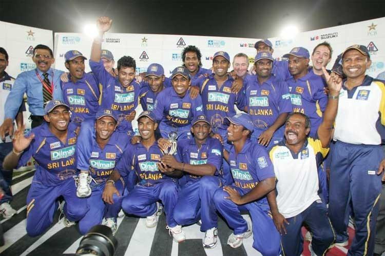 کراچی میں بھارت اور سری لنکا کے درمیان کھیلے گئے ایشیا کپ کے فائنل میں سری لنکا نے بھارت کو 100 رنز سے شکست دی — فوٹو ایشیئن کرکٹ کونسل