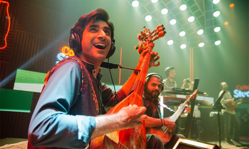 Producers Ali Hamza and Zohaib Kazi - Photo: Insiya Syed