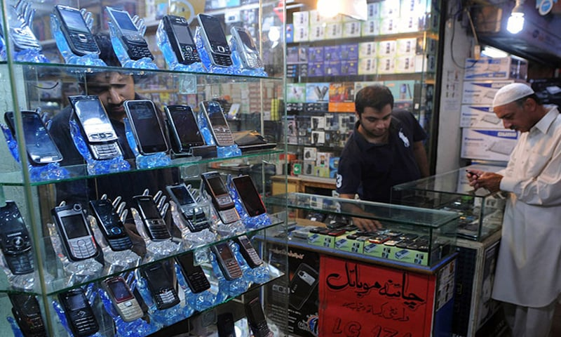 Imports of mobile phones  has been posting strong growth for years now. Last year Pakistan imported almost $848 million worth of mobile phones.