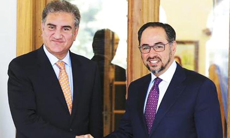 Pakistan ready to train Afghan law enforcers: FM