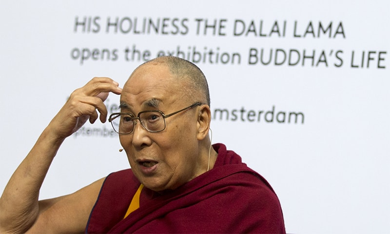 'I knew of sex abuse by Buddhist teachers since 1990s,' says Dalai Lama