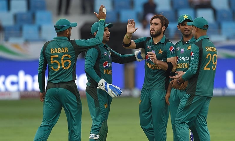 Team Pakistan is going through an uncharacteristic calm — AFP