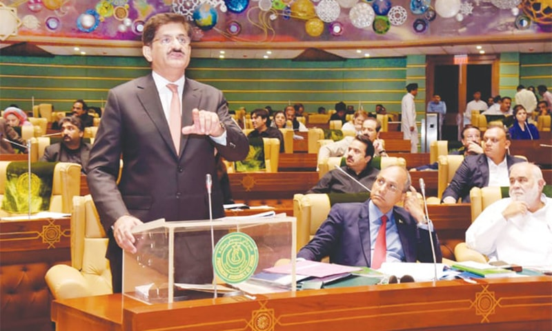 Sindh cuts nearly half of Rs50 billion allocation for new ADP schemes