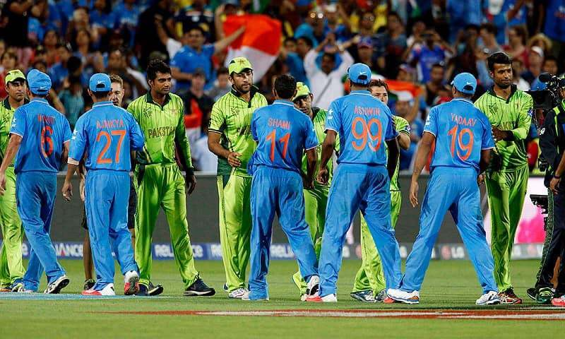 Tears, a sword and a mishit: 5 great India-Pakistan cricket clashes