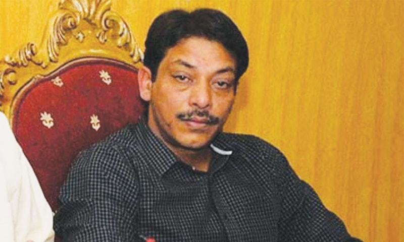 Faisal Raza Abidi booked for 'defaming SC, judges'