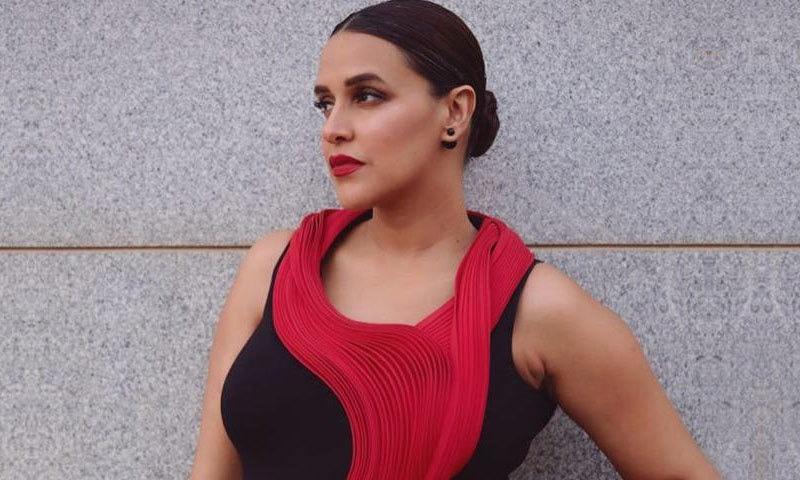 اداکارہ کے ہاں نومبر تک بچے کی پیدائش کا امکان ہے—فوٹو: نیہا دھوپیا انسٹاگرام