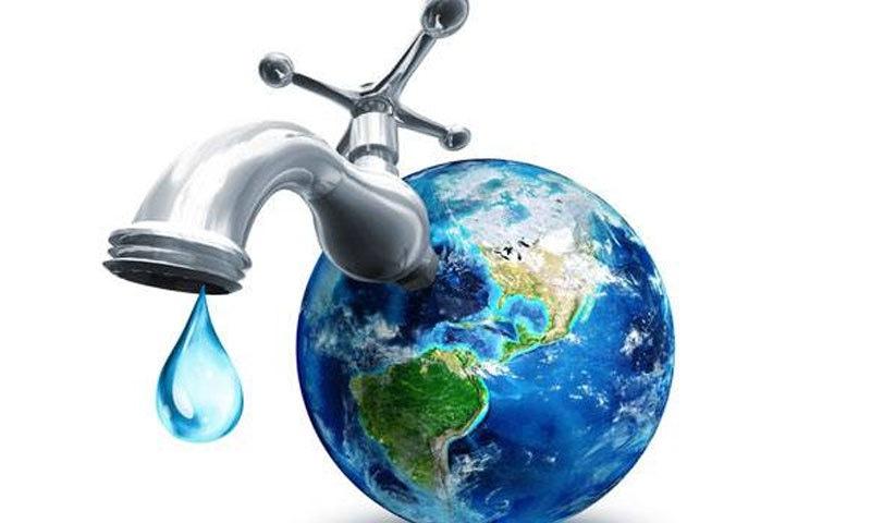 پانی کے بے دریغ استعمال سے 2025 تک پاکستان پانی کی قلت کا شکار ہوگا—فوٹو: تھنگ لنک