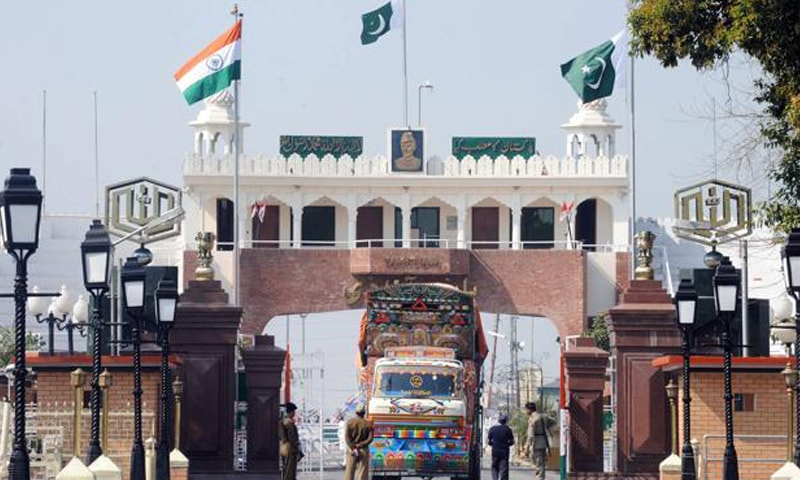 Pakistan allows only 138 items to be imported from India over the Attari-Wagah land route. Cargo trucks from either side cannot move beyond their border zones. This route is also restricted for Afghanistan-India trade.—AFP