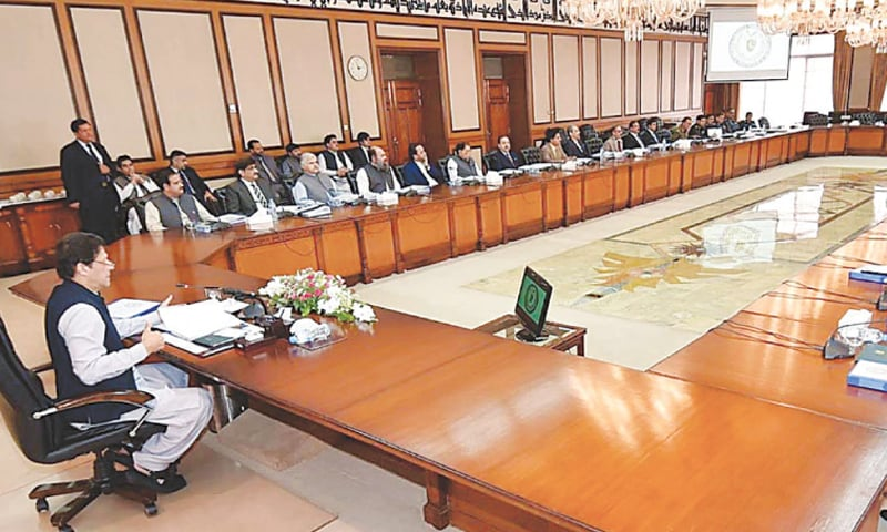 PM dissatisfied with performance of Nacta