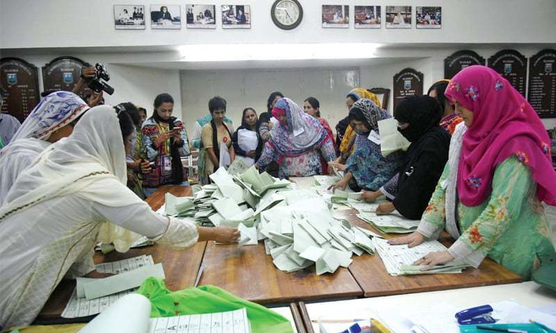 Most Forms 45 had no signature of polling agents, says senator