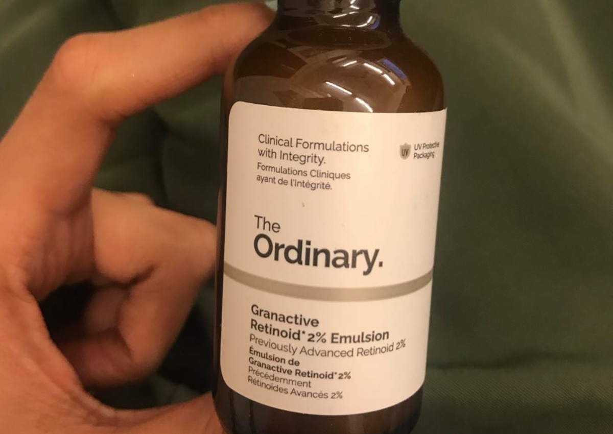 According to The Ordinary's website, this is a good retinol product to start off with (but consult your dermatologist first!)