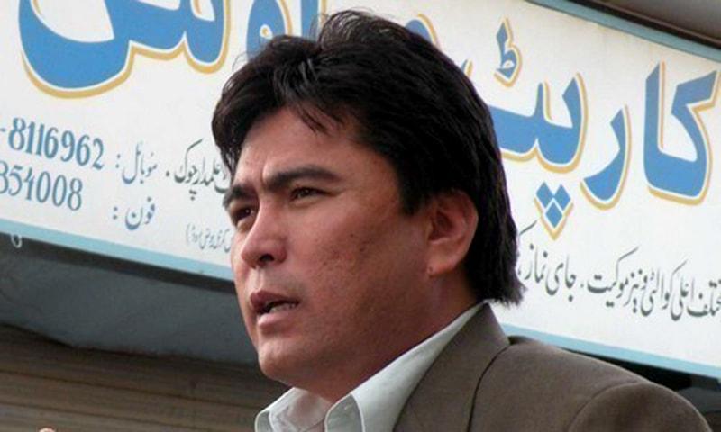 HDP leader Ahmed Ali Kohzad arrested in murder case