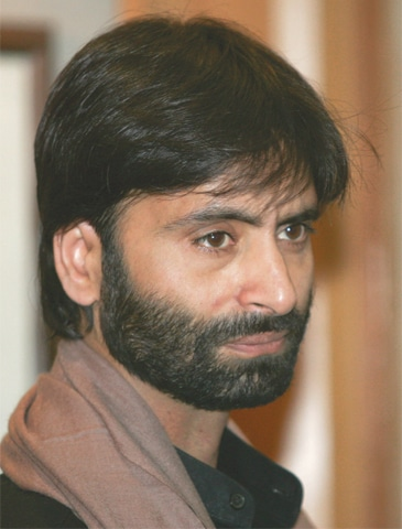 Yasin Malik is the chairman of the Jammu Kashmir Liberation Front.