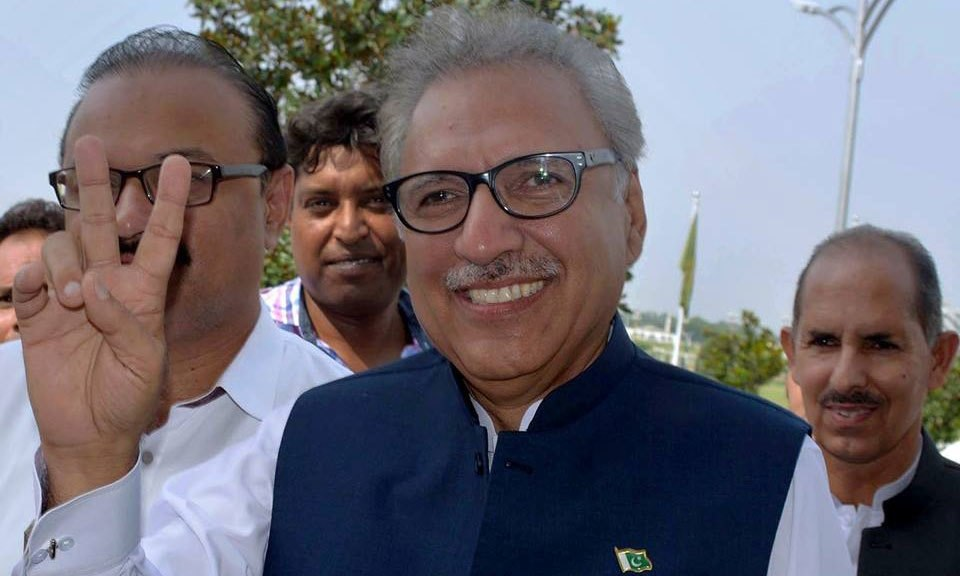 Did not want or ask for immunity, says President Arif Alvi