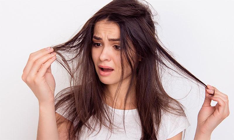 بالوں کو جگمگانے میں مدد دینے والے گھریلو ٹوٹکے