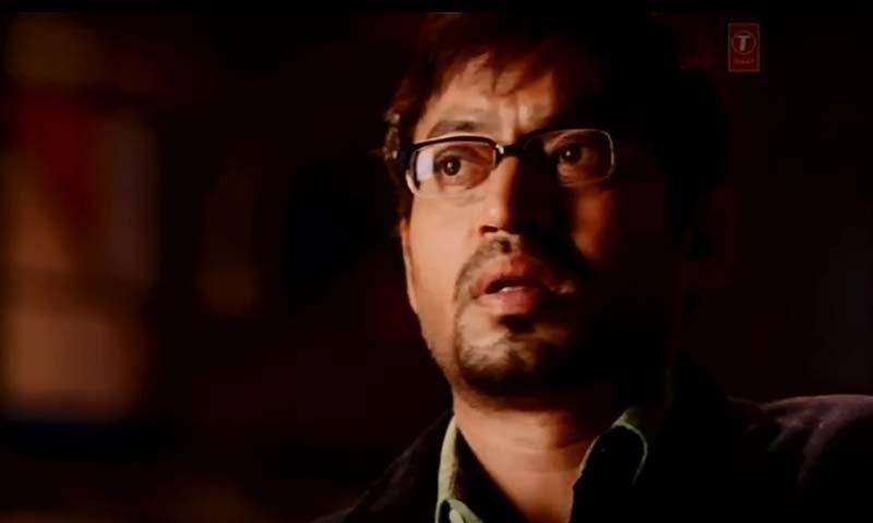 تنوشری دتہ نے 2005 کی اپنی فلم 'چاکلیٹ' میں موجود اس سین کا حوالہ دیا—۔