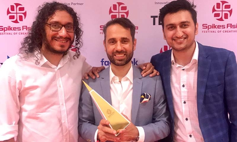 BBDO Pakistan wins big at Spikes Asia 2018