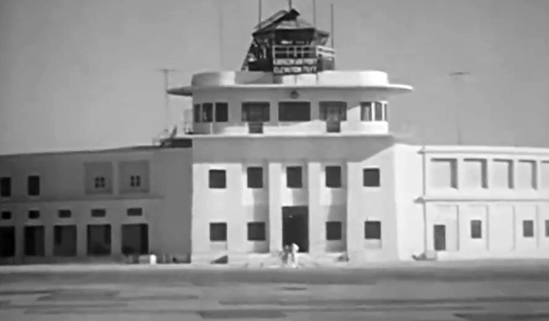 کراچی ایئرپورٹ کا پرانا ٹرمینل