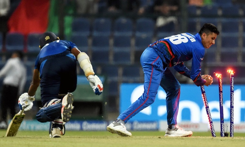 Afghanistan were one of the bright sports of Asia Cup 2018. — File