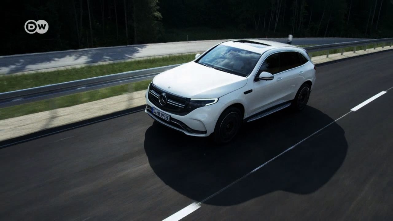 Mercedes launches new all-electric SUV - Business - DAWN COM