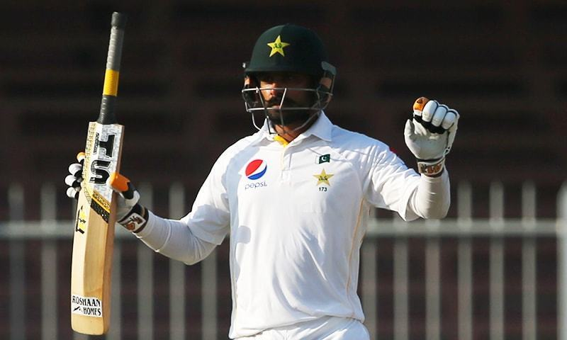 Hafeez will be a part of the 18-member squad for the Australia Test series. — File
