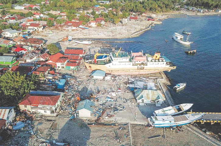 Perfect storm of factors behind Indonesian quake-tsunami