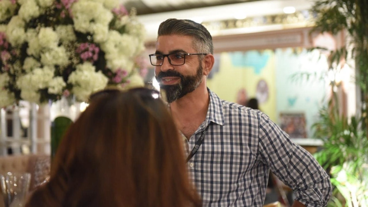 Hasan Afridi, the guy behind Carbon Events and The Wedding Atelier