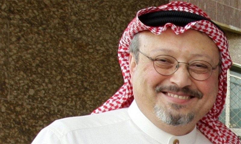 جمال خشوگی سعودی حکومت کی پالیسیوں کو تنقید کا نشانہ بنارہے تھے— تصویر بشکریہ واشنگٹن پوسٹ