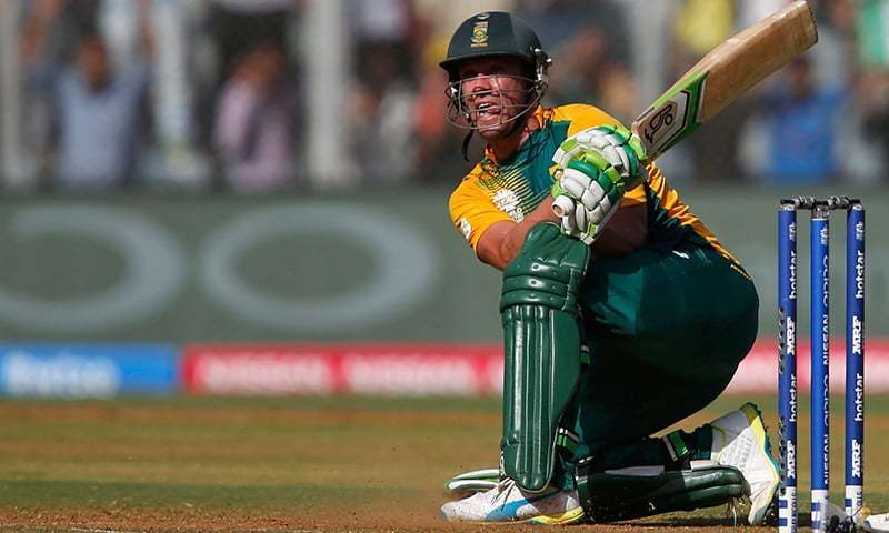 AB de Villiers is one of several international cricket stars set to play PSL 2019. — File