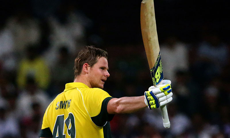 Steve Smith is one of several international cricket stars set to play PSL 2019. — File