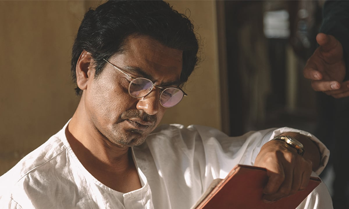 Siddiqui shines as Manto on the silver screen