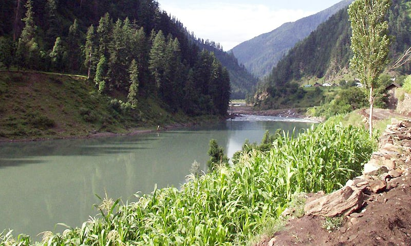 Pakistan asks India to share Kishanganga water data