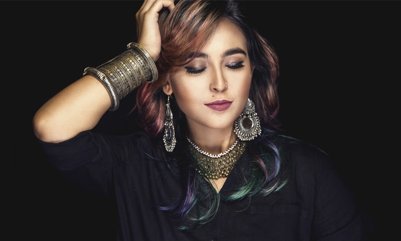 Hair & Make-up: Mizka | Photography: Kamran Baig