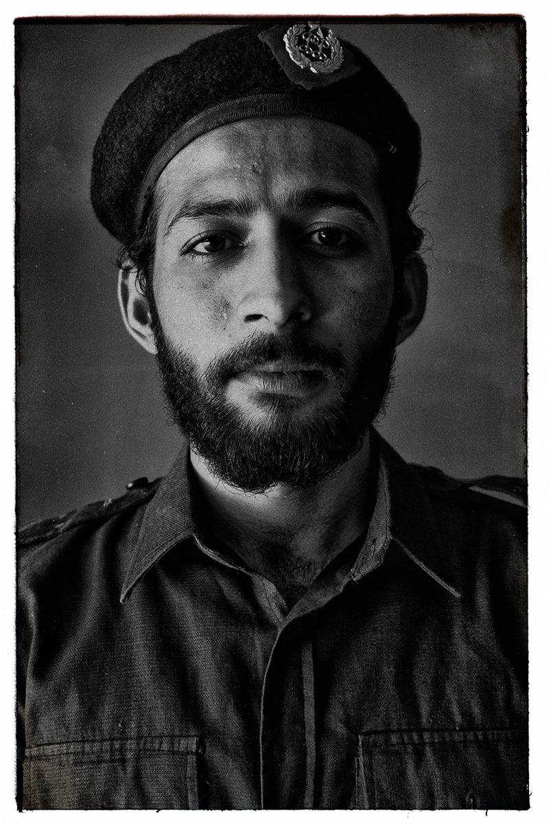 Hassan Kamal, one of Prisoner Z's prison guards.—JPP