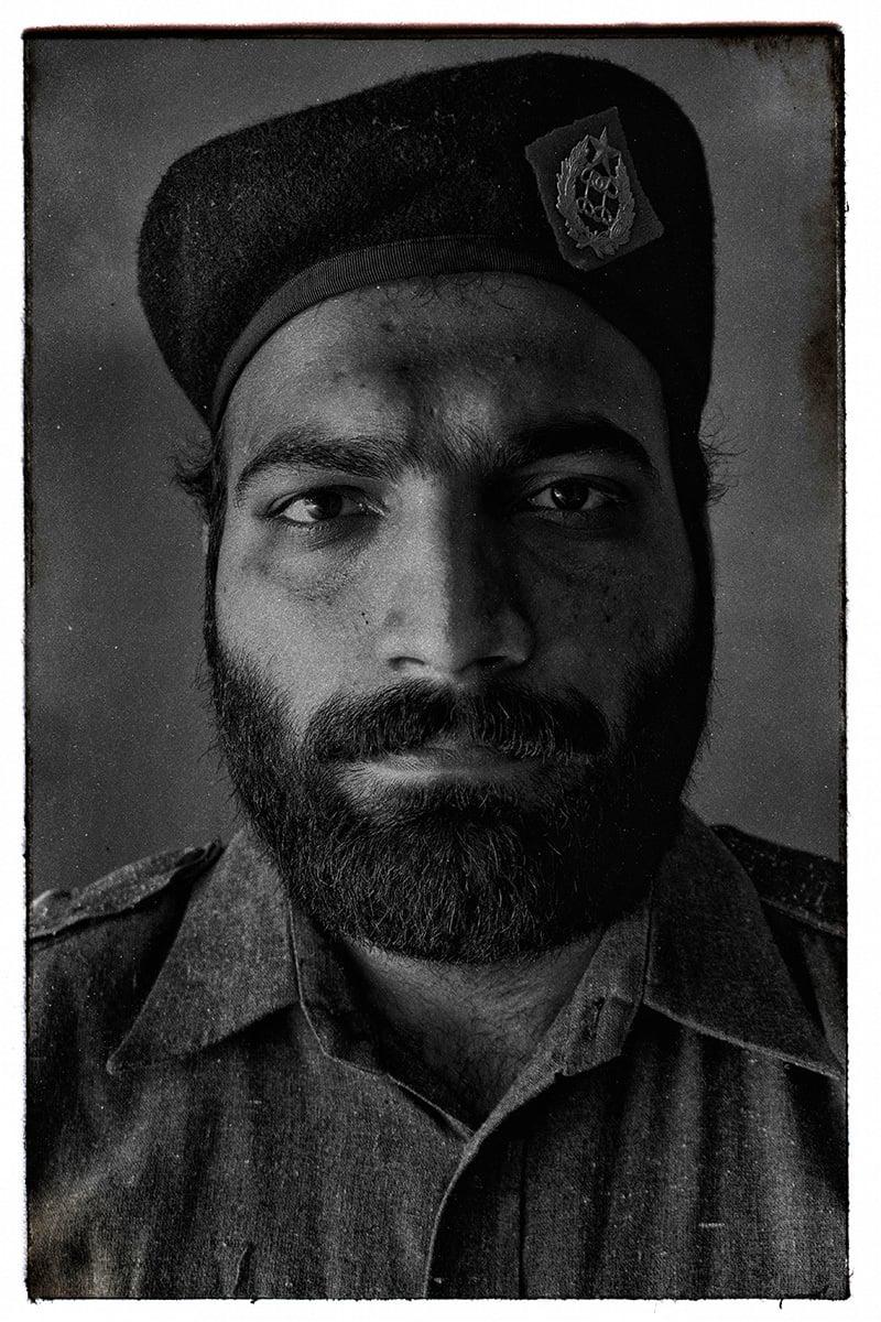 Abu Bakar, one of Prisoner Z's guards.—JPP