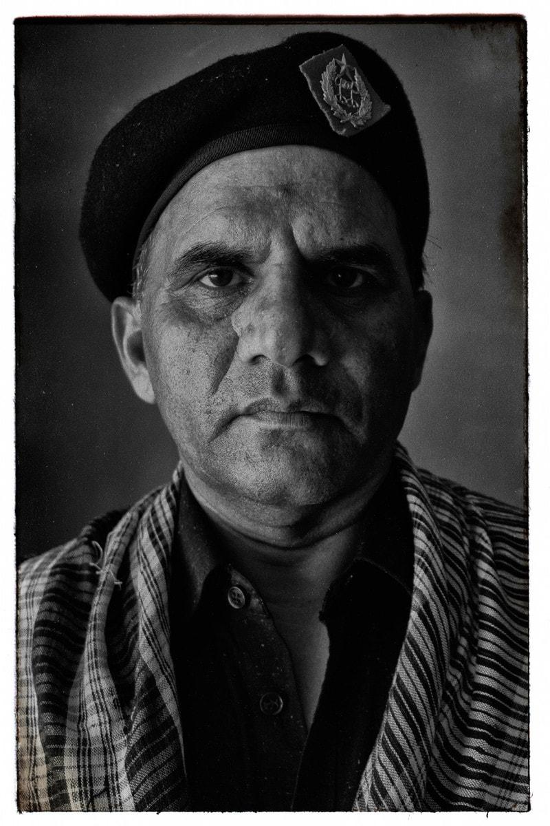 Sarfraz, one of Prisoner Z's guards.—JPP
