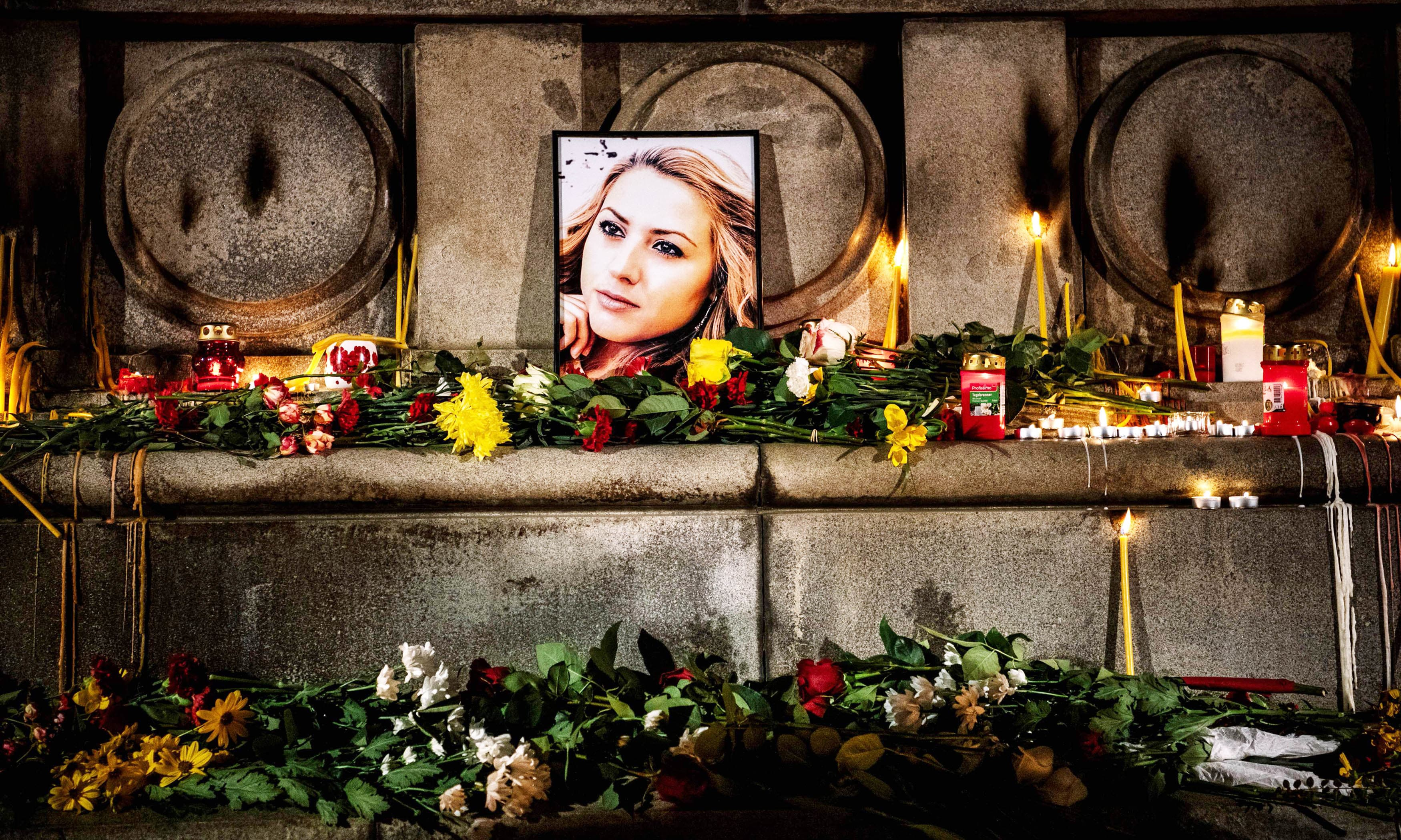 EU member Bulgaria under pressure after journalist's brutal murder